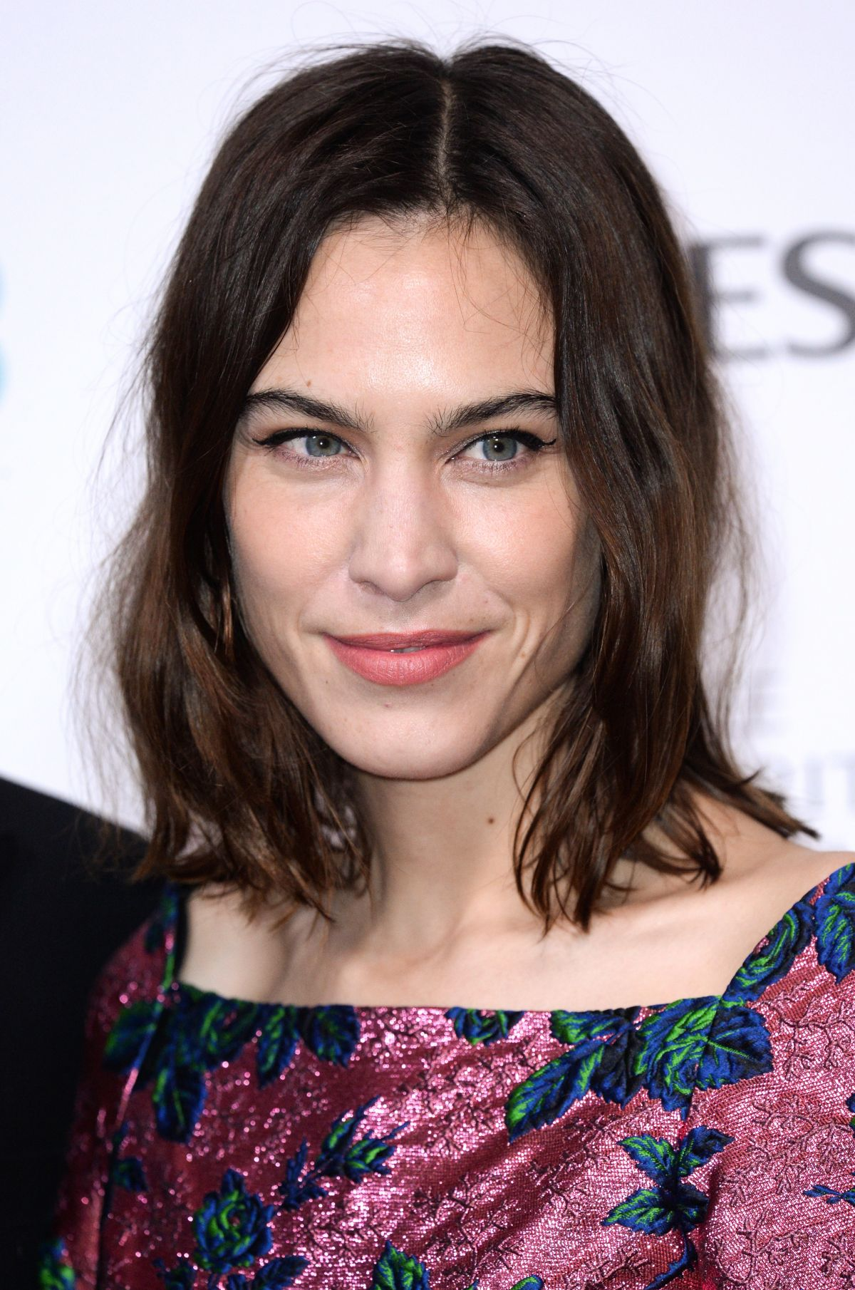 alexa chung at nespresso bafta nominees party in london 02 09 2019 hawtcelebs. Black Bedroom Furniture Sets. Home Design Ideas