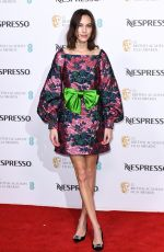 ALEXA CHUNG at Nespresso BAFTA Nominees Party in London 02/09/2019