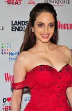ALEXA RAY JOEL at Heart Truth Go Red for Women Red Dress Collection Runway in New York 02/07/2019