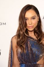 ALEXIS REN at Elton John Aids Foundation Oscar Party in Hollywood 02/24/2019