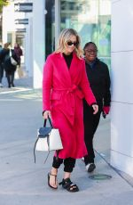 ALI LARTER Out and About in Santa Monica 02/06/2019