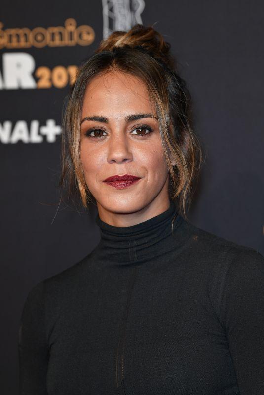 ALICE BELAIDI at 2019 Cesar Film Awards in Paris 02/22/2019