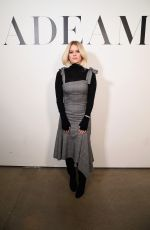ALICE EVE at Adeam Show at New York Fashion Week 02/09/2019