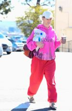 ALICE EVE Leaves a Gym in Los Angeles 01/29/2019