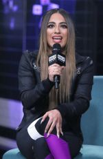 ALLY BROOKE at Build Series in New York 01/31/2019
