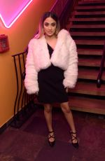 ALLY BROOKE at Low Key Hang Out in New York 01/31/2019