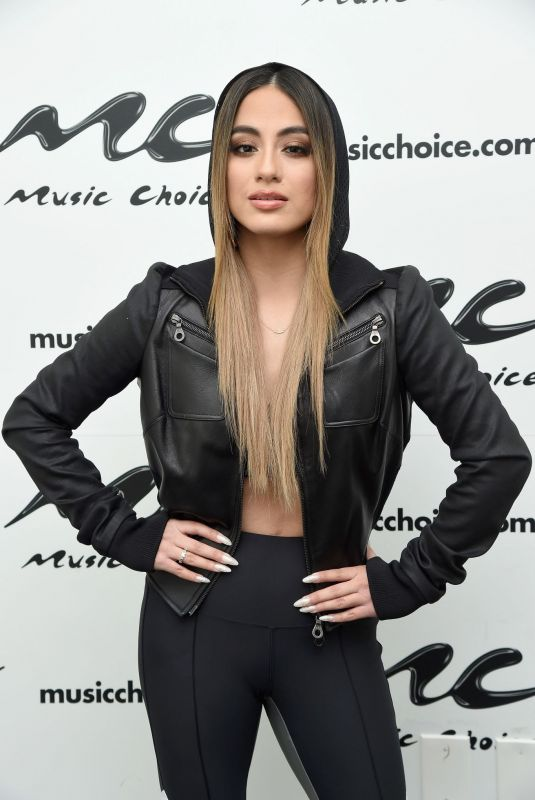 ALLY BROOKE at Music Choice in New York 01/31/2019