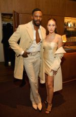 ALYCIA DEBNAM-CAREY at The Hollywood Reporter Nominees Night in Beverly Hills 02/04/2019