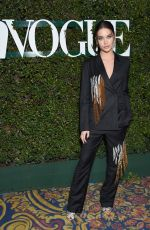 AMANDA STEELE at Teen Vogue Young Hollywood Party in Los Angeles 02/15/2019