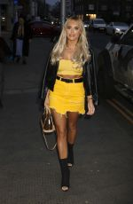 AMBER TURNER at Bluebird Cafe at Kings Road in London 02/17/2019
