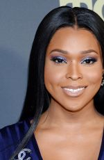 AMIYAH SCOTT at 2019 TCA Winter Tour in Los Angeles 02/06/2019