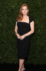 AMY ADAMS at Charles Finch & Chanel Pre-BAFTA Dinner in London 02/09/2019