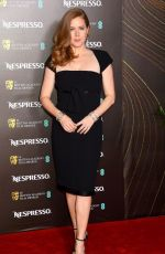 AMY ADAMS at Nespresso BAFTA Nominees Party in London 02/09/2019