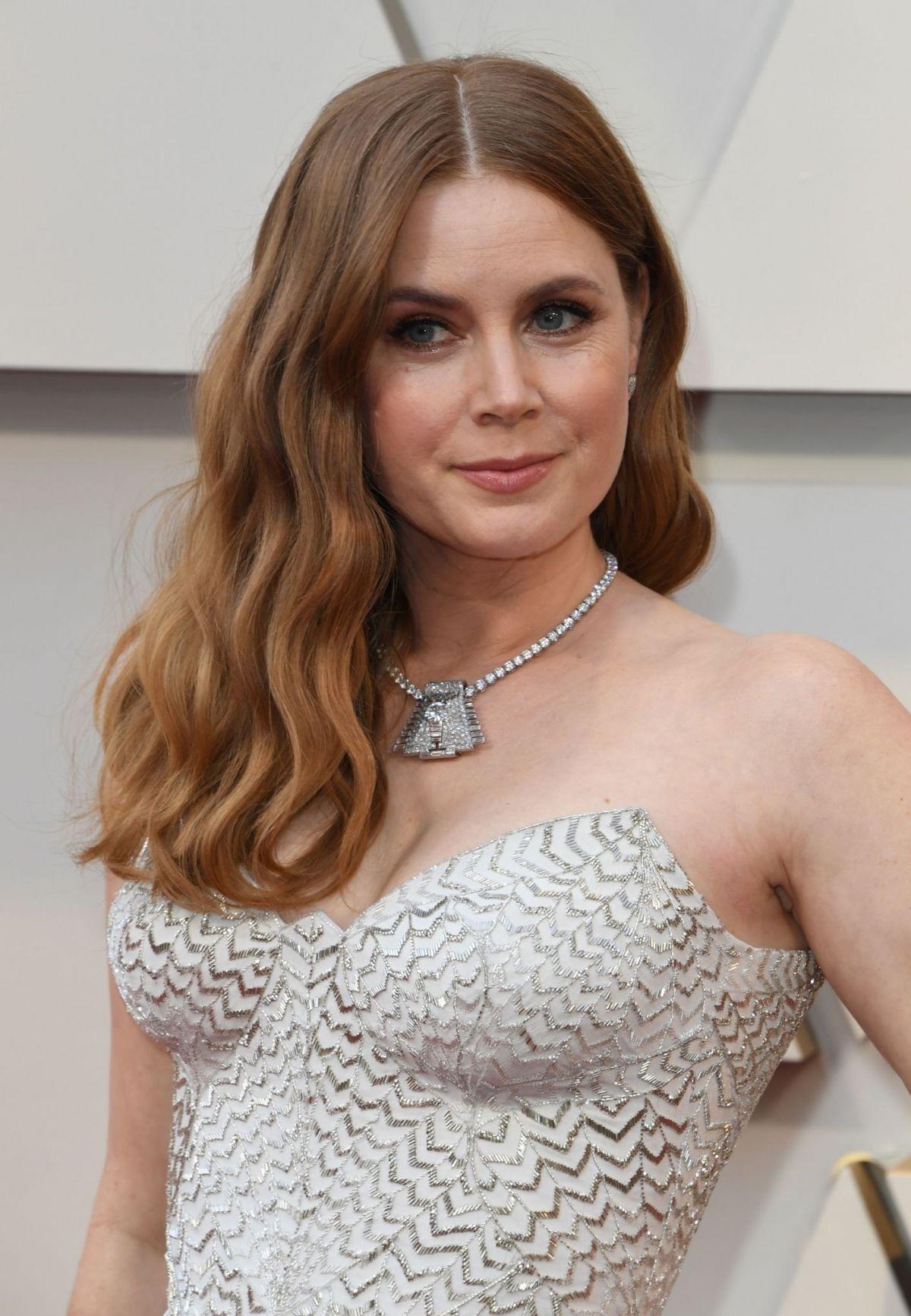 AMY ADAMS at Oscars 20...