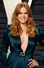 AMY ADAMS at Vanity Fair Oscar Party in Beverly Hills 02/24/2019