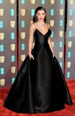 AMY JACKSON at Bafta Awards 2019 in London 02/10/2019