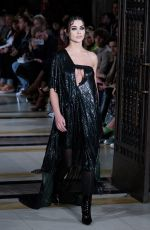 AMY JACKSON at Rocky Star Runway Show at LFW in London 02/16/2019