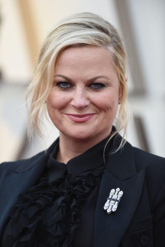 AMY POEHLER at Oscars 2019 in Los Angeles 02/24/2019
