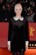 ANDREA RISEBOROUGH at The Kindness of Strangers Premiere at Berlinale 02/07/2019