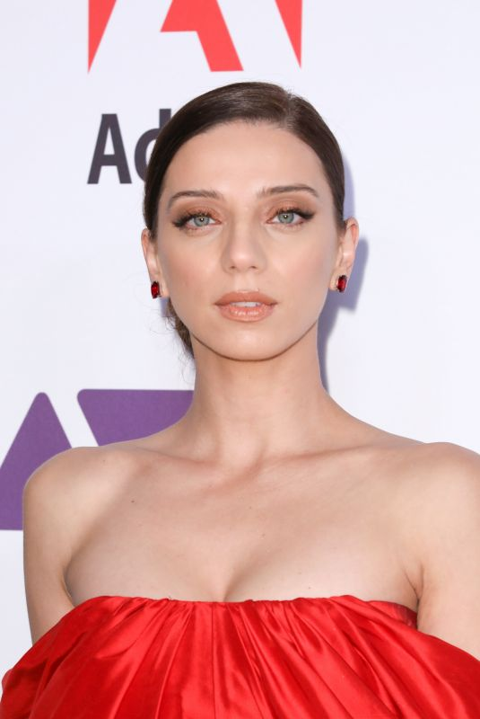 ANGELA SARAFYAN at Ace Eddie Awards 2019 in Beverly Hills 02/01/2019