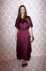 ANGELA SARAFYAN at Kate Spade Show at New york Fashion Week 02/08/2019