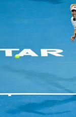 ANGELIQUE KERBER at 2019 WTA Qatar Open Semi-final in Doha 02/15/2019