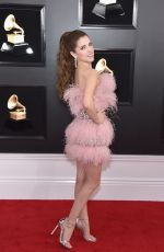 ANNA KENDRICK at 61st Annual Grammy Awards in Los Angeles 02/10/2019