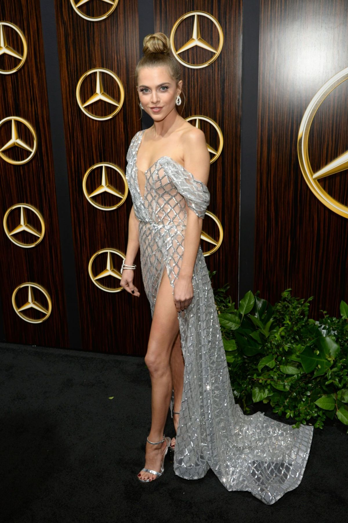 Anne Winters At Mercedes Benz Oscars Viewing Party In Beverly Hills 02 24 2019 Hawtcelebs