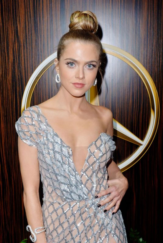 ANNE WINTERS at Mercedes-benz Oscars Viewing Party in Beverly Hills 02/24/2019