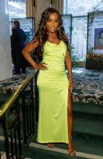 ANTOINETTE ROBERTSON at Essence Black Women in Hollywood Awards Luncheon in Los Angeles 02/21/2019