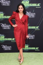 APARNA BRIELLE at Kim Possible Premiere in Los Angeles 02/12/2019