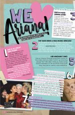 ARIANA GRAND in It Girl Magazine, March 2019