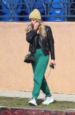 ASHLEY BENSON Out Shopping in West Hollywood 02/11/2019