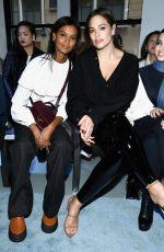 ASHLEY GRAHAM at 3.1 Phillip Lim Show at New York Fashion Week 02/11/2019