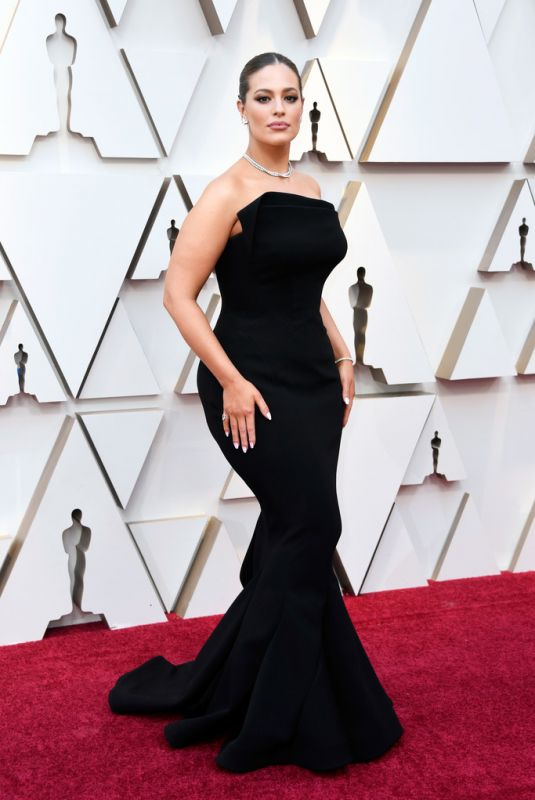 ASHLEY GRAHAM at Oscars 2019 in Los Angeles 02/24/2019