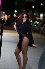 ASHLEY ORTIZ for 138 Water Photoshoot in Los Angeles 02/11/2019