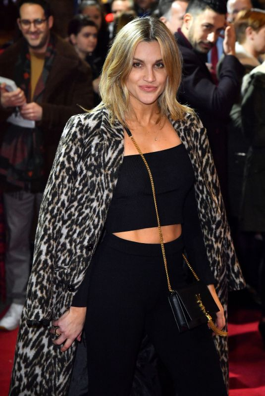 ASHLEY ROBERTS at Rip it Up the 60s! Press Night in London 02/12/2019