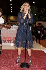 ASHLEY TISDALE Performs at Fashion Go