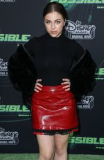 BABY ARIEL at Kim Possible Premiere in Los Angeles 02/12/2019