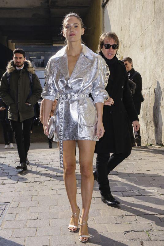 BAR REFAELI at Byblos Fashion Show at Milan Fashion Week 02/20/2019
