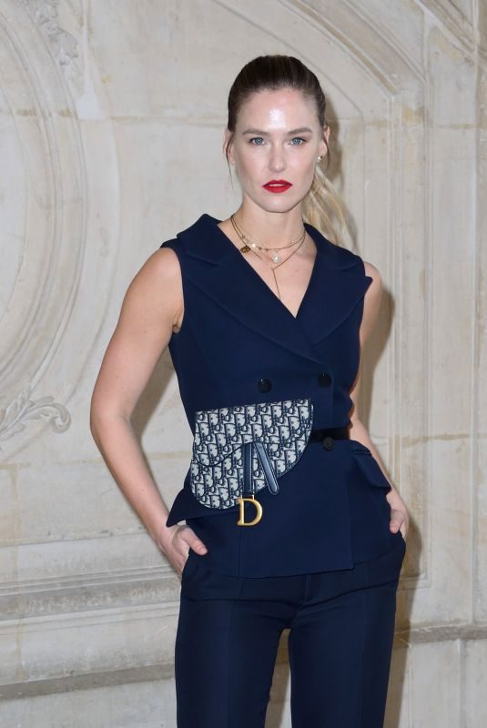 BAR REFAELI at Christian Dior Show at Paris Fashion Week 02/26/2019