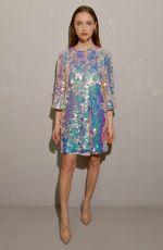 BEATRICE VENDRAMIN at Emporio Armani Show at Milan Fashion Week 02/21/2019