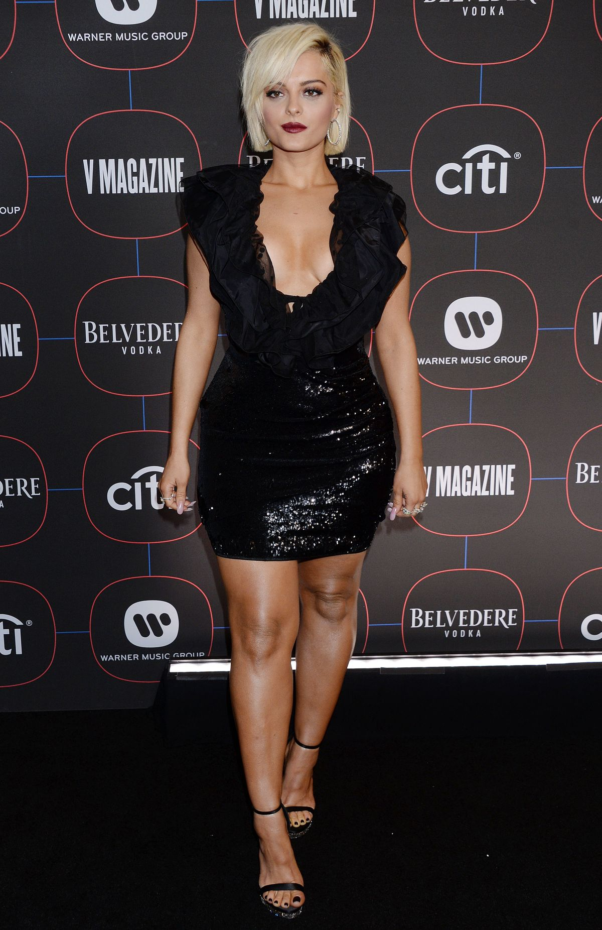 Bebe Rexha At Warner Music S Pre Grammys Party In Los