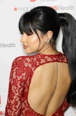 BECKY G at Women Red Dress Collection in New York 02/07/2019