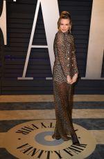 BEHATI PRINSLOO at Vanity Fair Oscar Party in Beverly Hills 02/24/2019