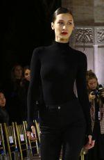 BELLA HADID at Oscar De La Renta Runway Show at NYFW in New York 02/12/2019