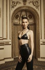 BELLA HADID for Kith x Versace 2019 Campaign