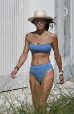 BETHENNY FRANKEL in Bikini at a Beach in Miami 02/23/2019