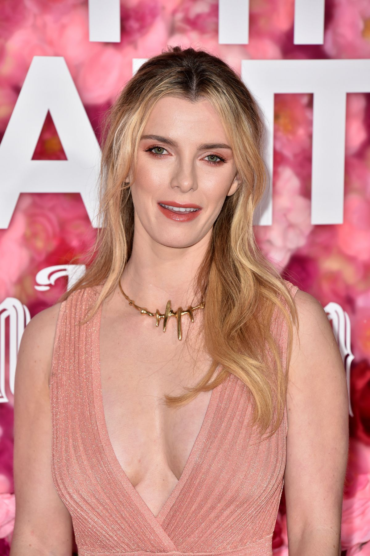 BETTY GILPIN at Isn't It Romantic Premiere in Los Angeles ...
