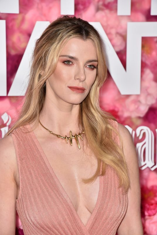 BETTY GILPIN at Isn't It Romantic Premiere in Los Angeles 02/11/2019